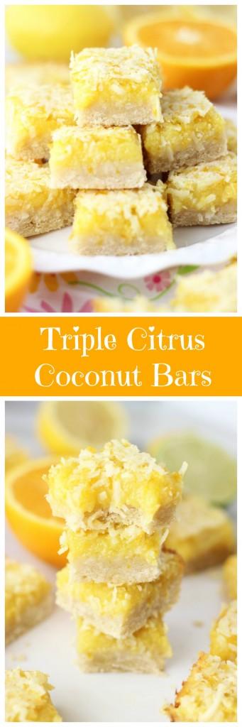 triple citrus coconut bars pin