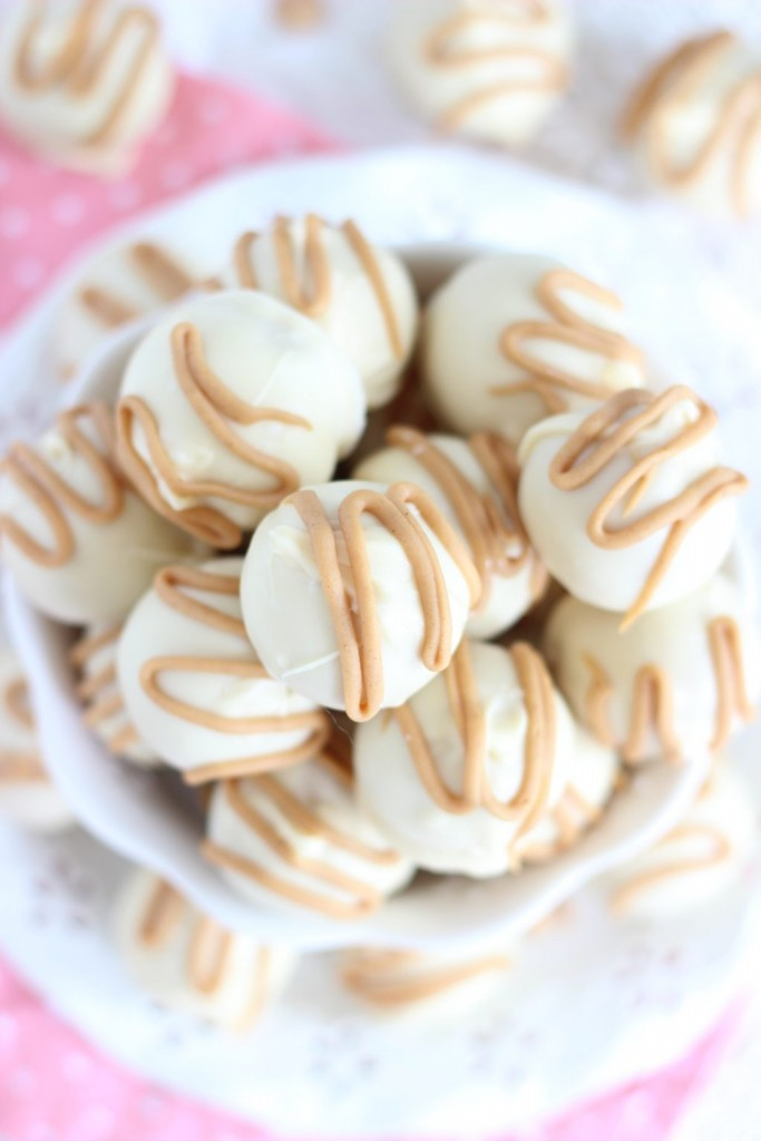 white chocolate buckeyes 2