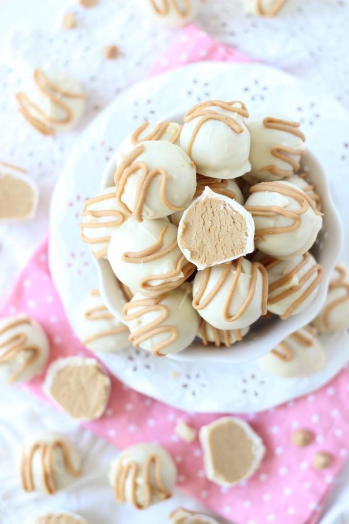 white chocolate buckeyes 7