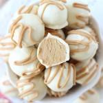 White Chocolate Buckeyes