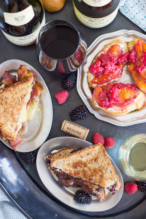 adult grilled cheese 3 ways louis jadot (11)
