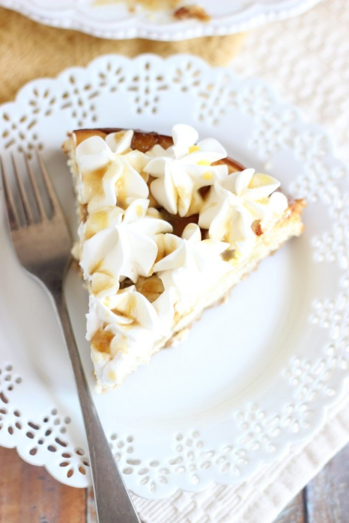 bananas foster cheesecake 10