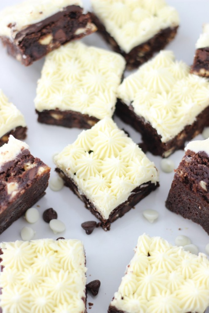 black and white brownies 17