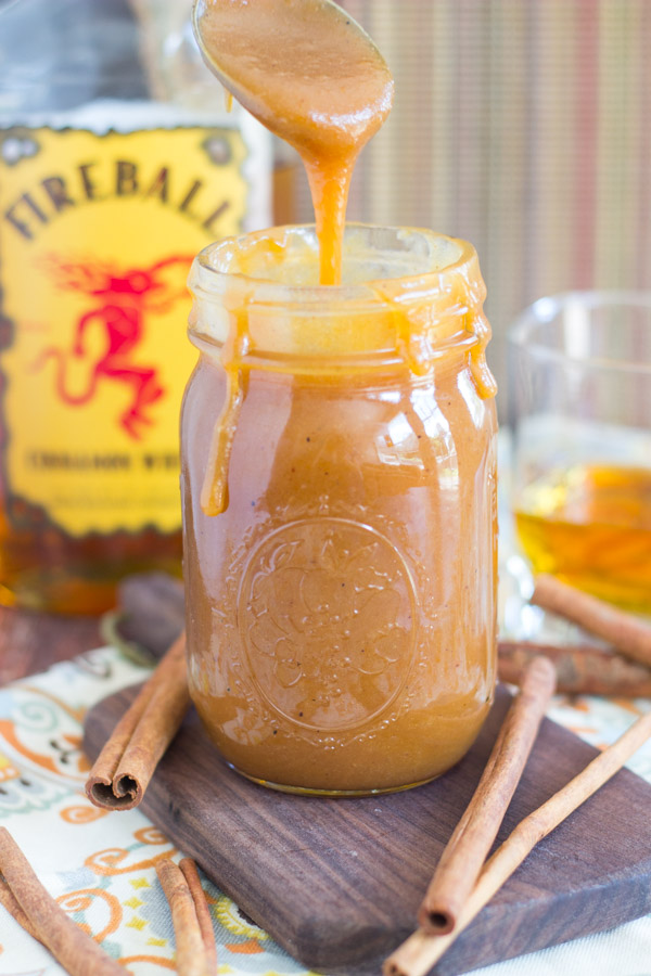 Fireball Whiskey Caramel Sauce Recipe (1)