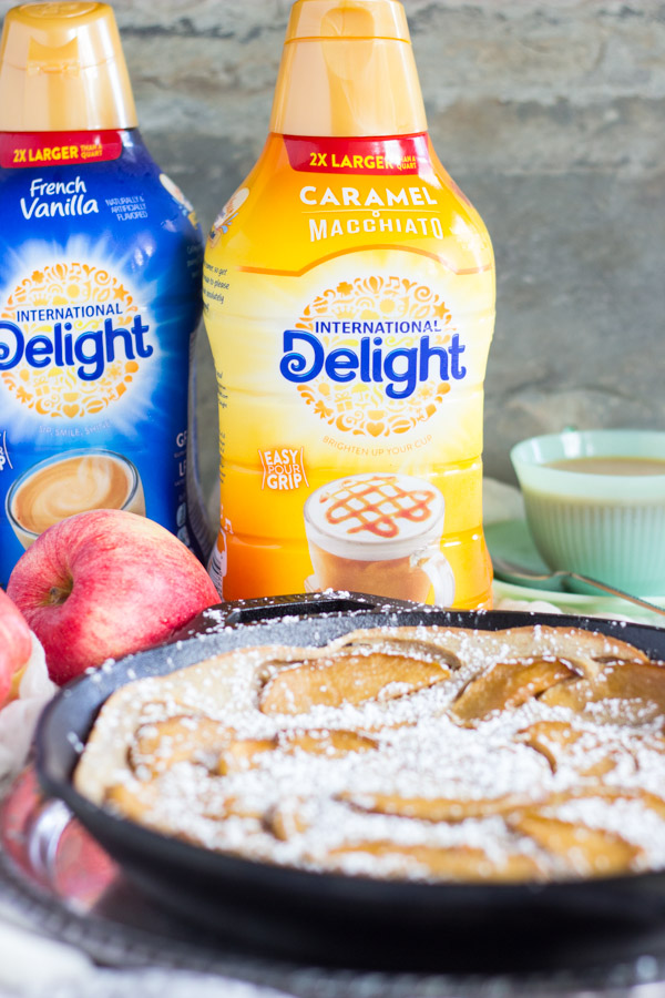 Salted Caramel Apple Dutch Baby with Apple Cider Syrup (1)
