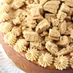Nutter Butter Peanut Butter Cheesecake