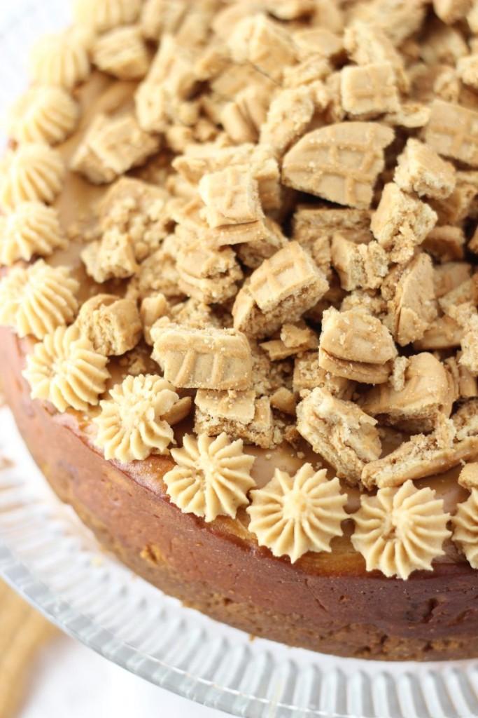nutter butter peanut butter cheesecake 2