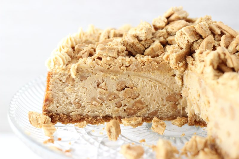 nutter butter peanut butter cheesecake 5