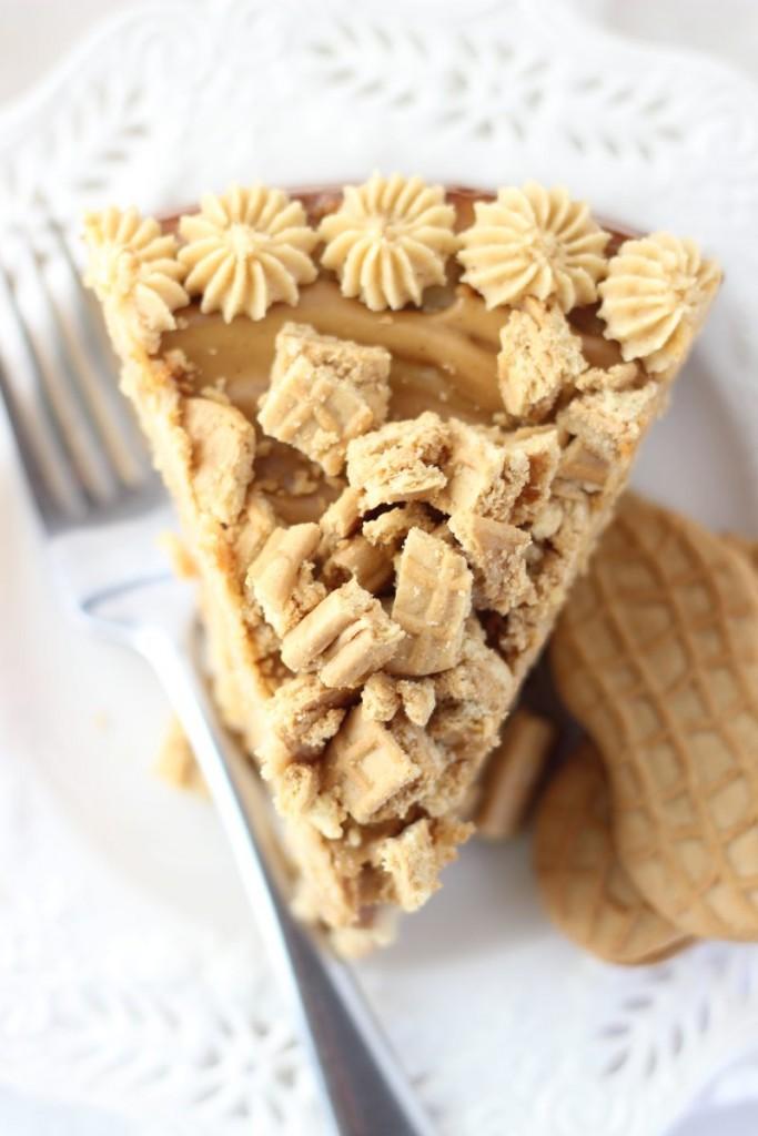 nutter butter peanut butter cheesecake 6