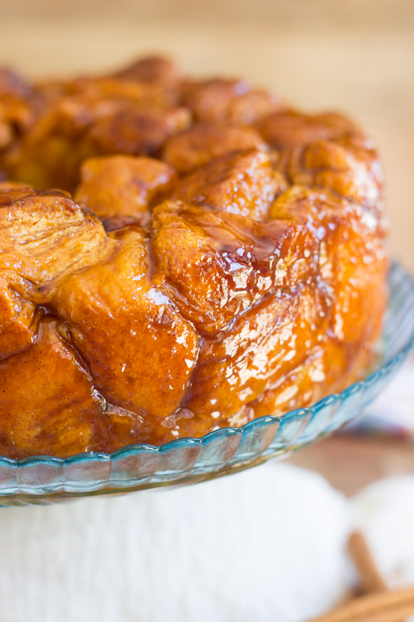 Honey Cinnamon Monkey Bread (2)