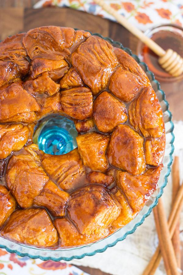Honey Cinnamon Monkey Bread (4)