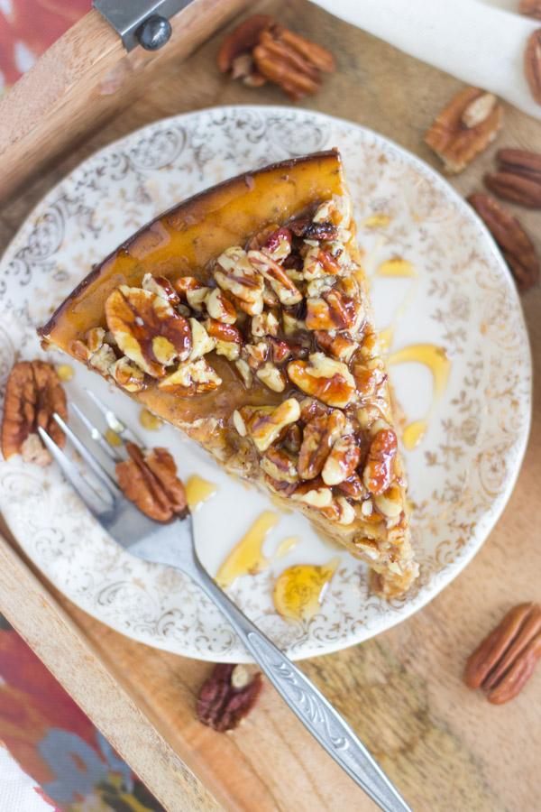 Honey Pecan Cheesecake (15)