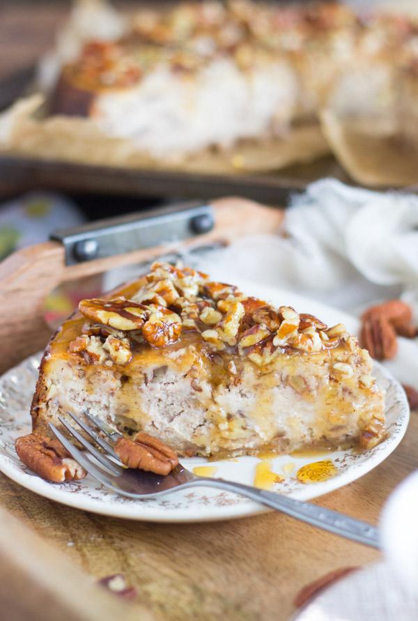 Honey Pecan Cheesecake (18)