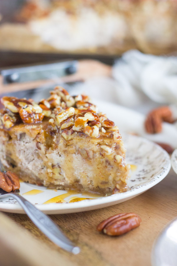 Honey Pecan Cheesecake (22)