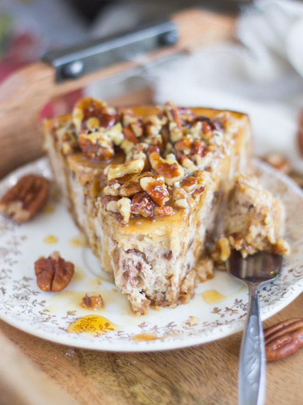 Honey Pecan Cheesecake (24)