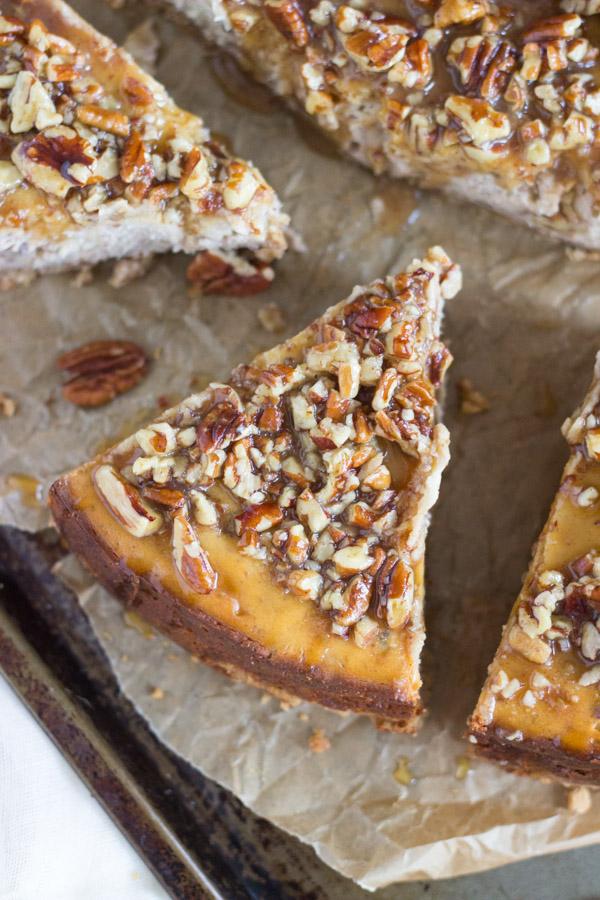 Honey Pecan Cheesecake (27)