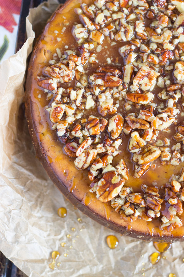 Honey Pecan Cheesecake (3)