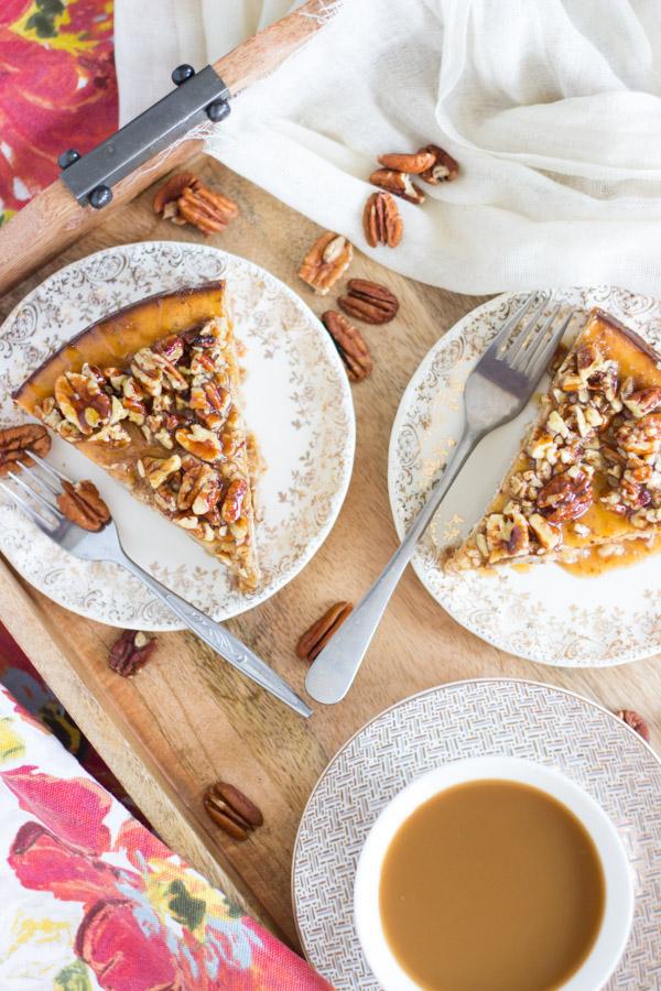 Honey Pecan Cheesecake (4)