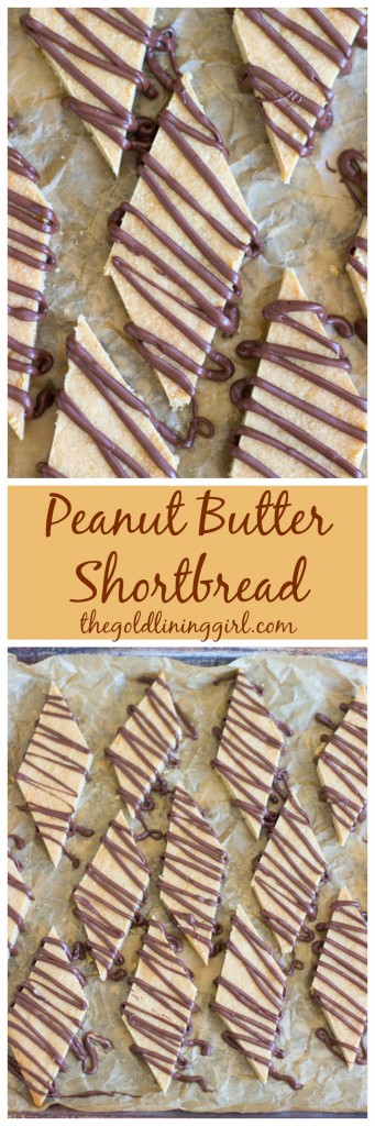 Peanut Butter Shortbread pin