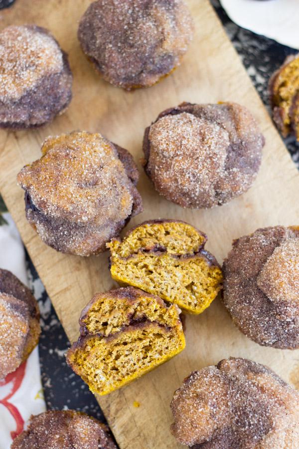 Snickerdoodle Pumpkin Nutella Muffins (19)