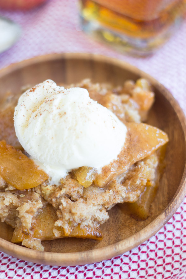 fireball apple crisp (3)
