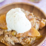 Fireball Apple Crisp