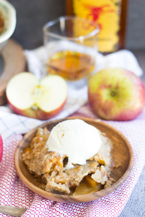 fireball apple crisp (5)