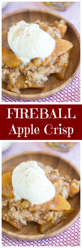 Simply awesome fireball apple crisp the gold lining girl fireball apple crisp pin forumfinder Image collections