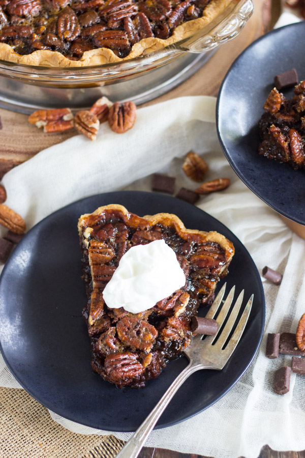 dark-chocolate-molasses-pecan-pie-7