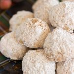 Chai Spiced Snowballs