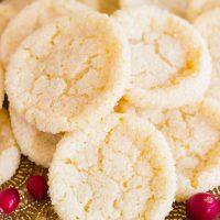 Classic Sugar Cookies