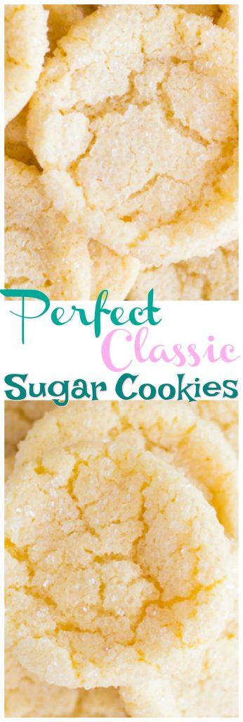 Classic Sugar Cookies pin