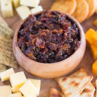 Whiskey Maple Bacon Jam