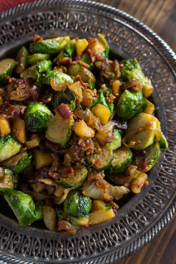Bacon Apple & Caramelized Onion Brussels Sprouts (19)