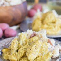 Slow-Cooker Honey Mustard Chicken