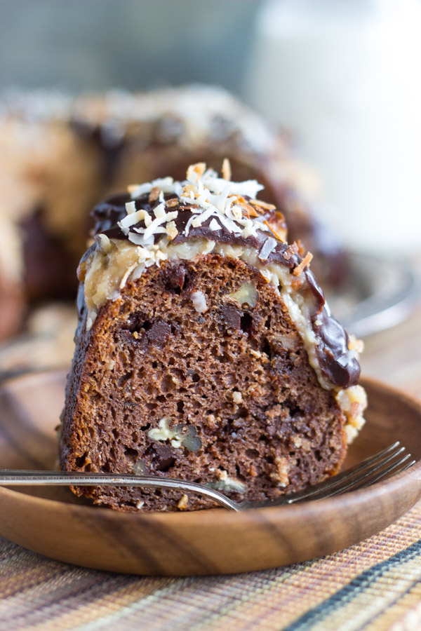 Coconut Pecan Bundt Cake Recipe