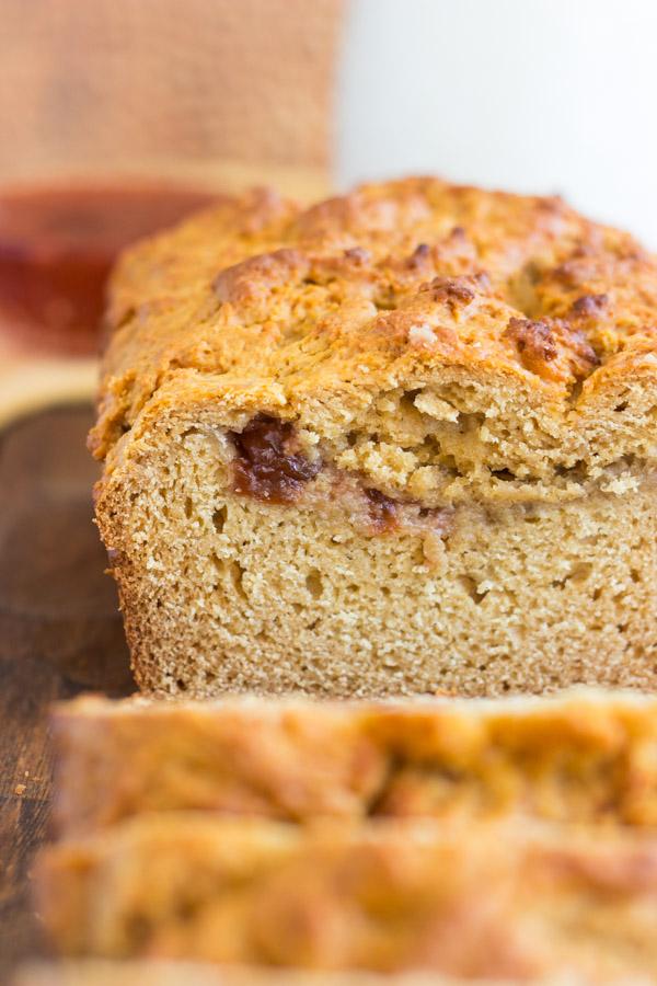 Peanut Butter & Jelly Bread (2)