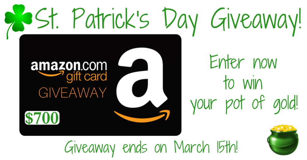 St Patricks Day Giveaway Rect-2