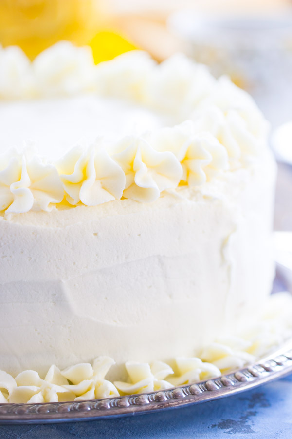 Banana Rum Cake image thegoldlininggirl.com (5)