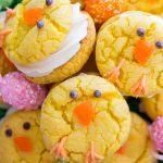Easter Chick Cookies image thegoldlininggirl.com (4)