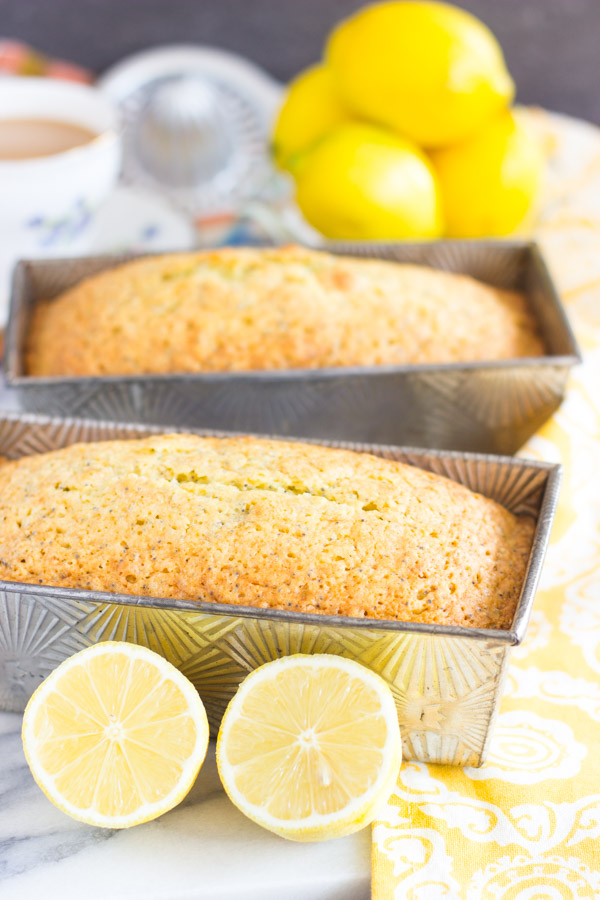 Lemon Poppy Seed Loaf Cake image (1)