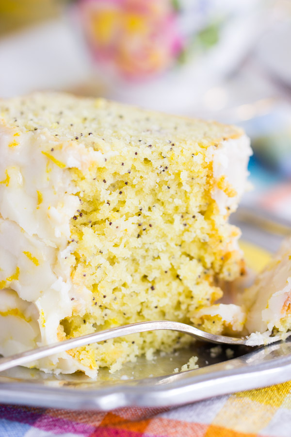 Lemon Poppy Seed Loaf Cake image (30)