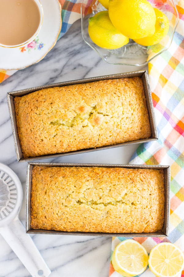 Lemon Poppy Seed Loaf Cake image (9)