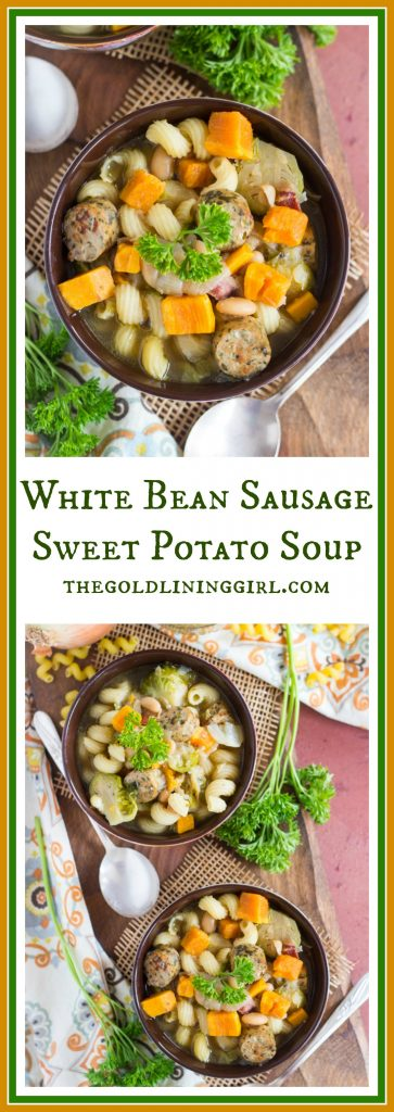 Sausage and Bean Soup image (15)