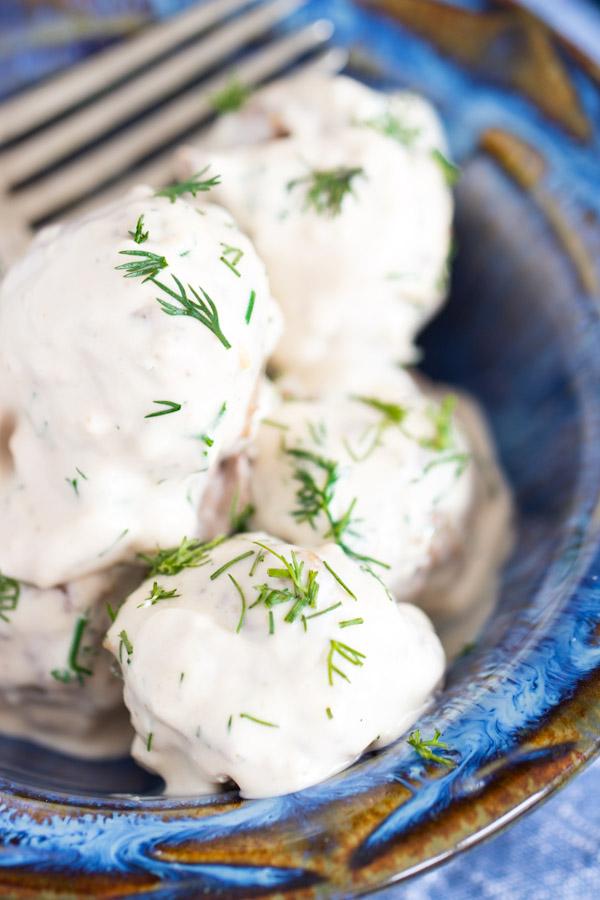 Swedish Meatballs Easy image (10)