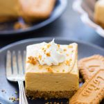 Biscoff Cheesecake Bars