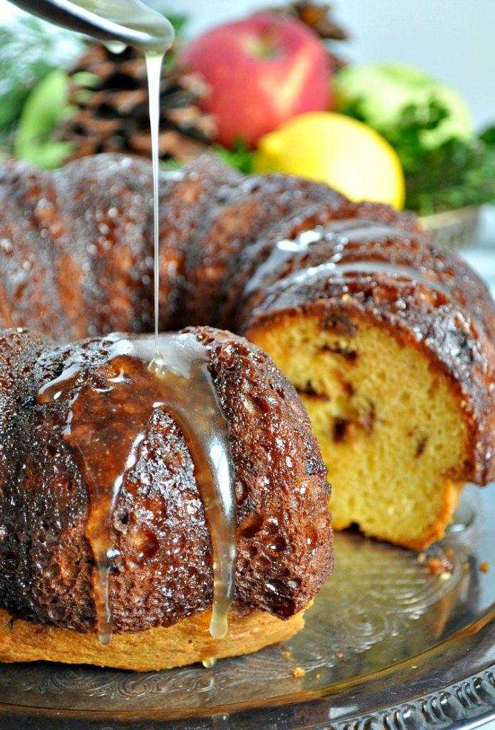 Chocolate-Chunk-Rum-Cake-The Seasoned Mom
