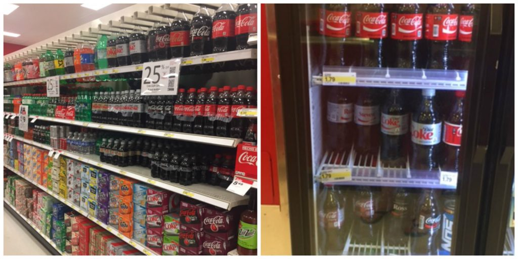 Coca-Cola @ Target