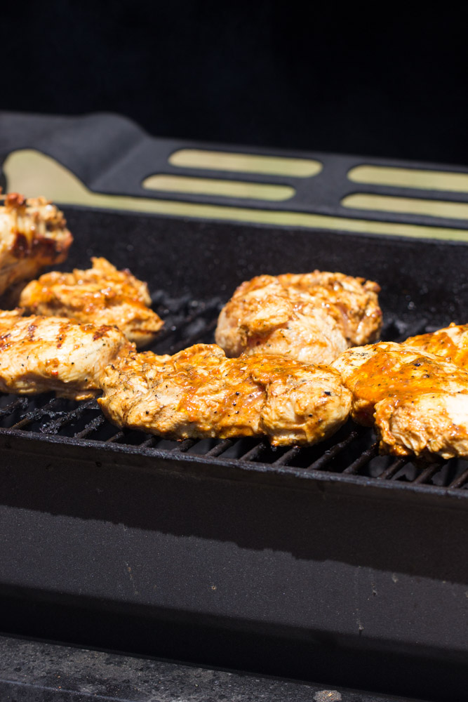 Coca-Cola Chicken Barbecue - The Gold Lining Girl