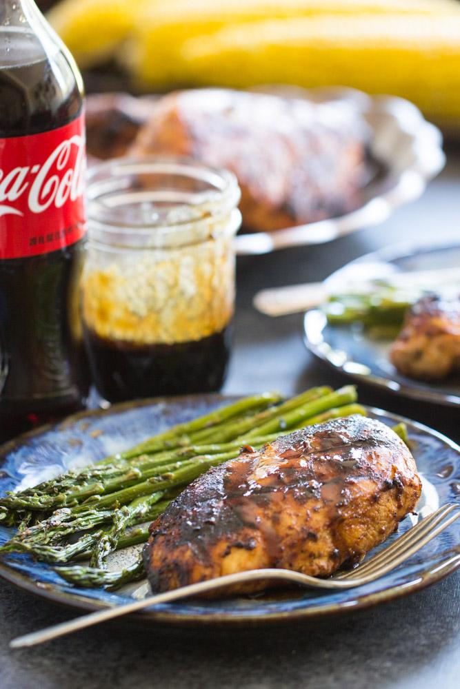 Coca-Cola Chicken image thegoldlininggirl.com 10